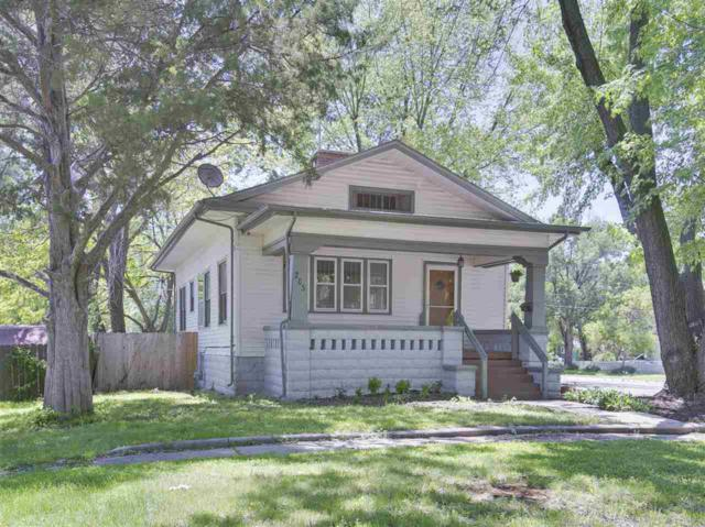 205 E Broadway Ave, Augusta, KS 67010 (MLS #566746) :: On The Move
