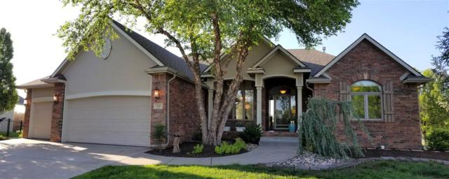 111 S Putter Dr, Andover, KS 67002 (MLS #566750) :: Wichita Real Estate Connection