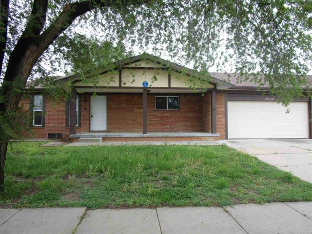 2006 S White Oak Dr. 8204 E. Chalet , Wichita, KS 67207 (MLS #566769) :: On The Move