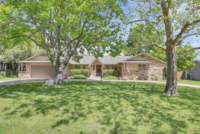 6 S Drury Ln, Eastborough, KS 67207 (MLS #566794) :: Wichita Real Estate Connection