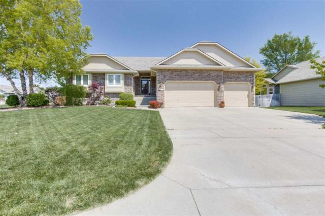611 W Douglas Ave, Andover, KS 67002 (MLS #566802) :: Wichita Real Estate Connection