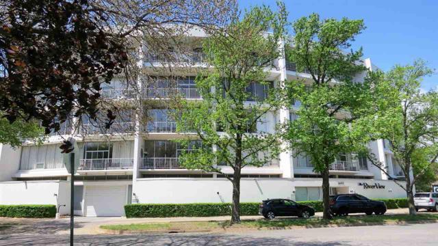 1401 W River Blvd Unit 3E, Wichita, KS 67203 (MLS #566835) :: Wichita Real Estate Connection