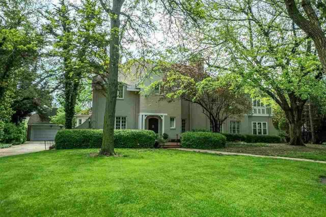 12 N Saint James Pl, Eastborough, KS 67206 (MLS #566883) :: Wichita Real Estate Connection