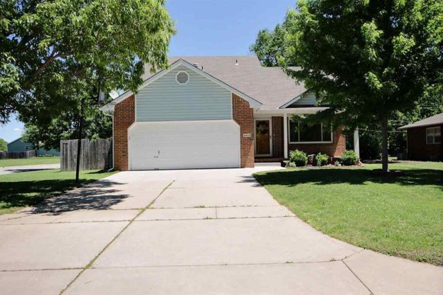 4862 N Battin St, Bel Aire, KS 67220 (MLS #566890) :: Wichita Real Estate Connection