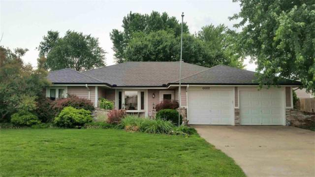 6662 S Bedford Cir, Derby, KS 67037 (MLS #566895) :: Wichita Real Estate Connection