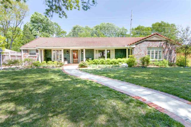 36 N Stratford Rd, Eastborough, KS 67206 (MLS #566907) :: Wichita Real Estate Connection