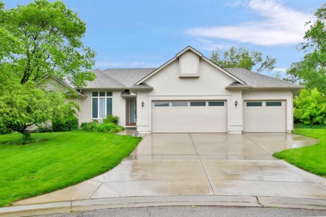 201 N Bent Tree Ct, Andover, KS 67002 (MLS #566919) :: Wichita Real Estate Connection