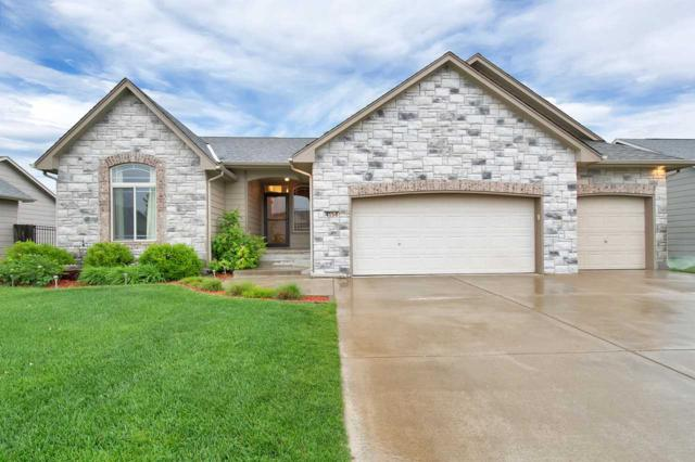 4158 N Lake Ridge Ct, Wichita, KS 67205 (MLS #566937) :: Wichita Real Estate Connection