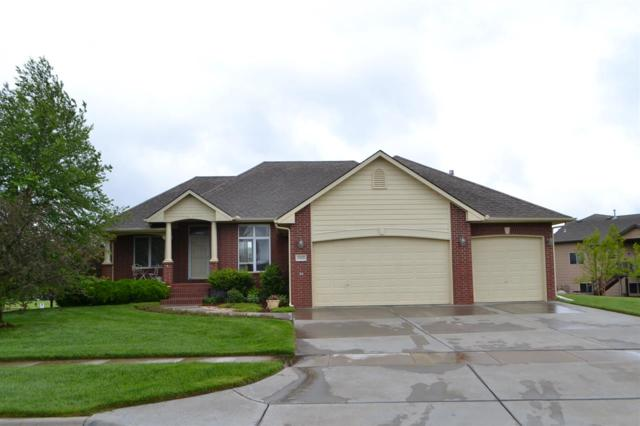 1262 N Forestview St, Wichita, KS 67235 (MLS #566941) :: Wichita Real Estate Connection