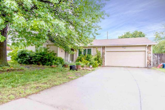 1950 N Cheryl Ct, Wichita, KS 67212 (MLS #566945) :: Wichita Real Estate Connection
