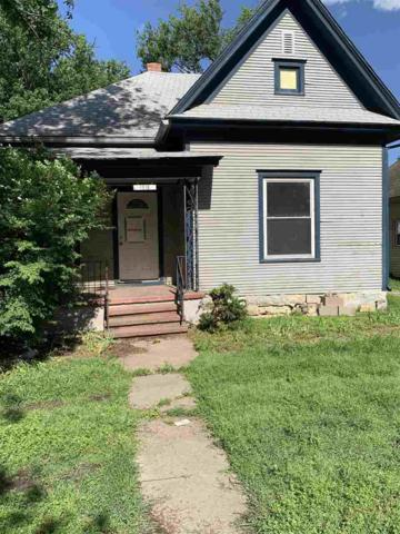 1510 S Water St, Wichita, KS 67213 (MLS #566948) :: Wichita Real Estate Connection