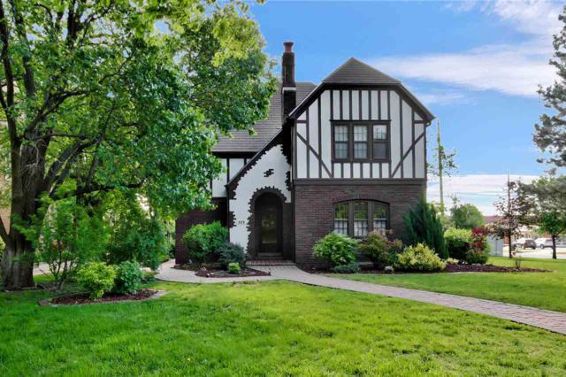 104 N Pershing Ave., Wichita, KS 67208 (MLS #566955) :: Wichita Real Estate Connection
