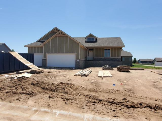 404 E Samantha Ct, Mulvane, KS 67110 (MLS #566958) :: On The Move