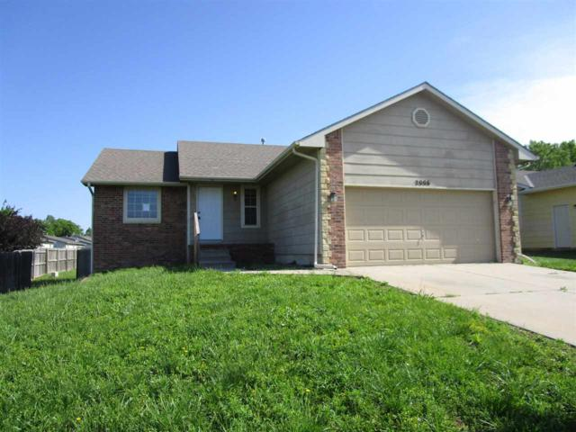 2006 E Osage Rd., Derby, KS 67037 (MLS #566967) :: On The Move