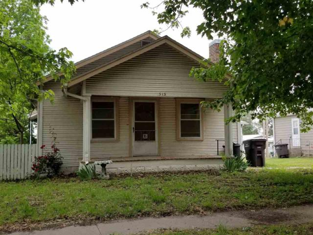 515 S 2nd St, Arkansas City, KS 67005 (MLS #566991) :: On The Move