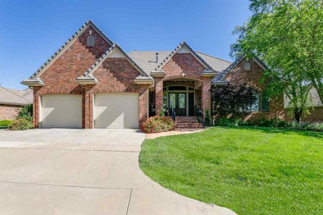47 E Stonebridge Cir, Wichita, KS 67230 (MLS #566992) :: Graham Realtors