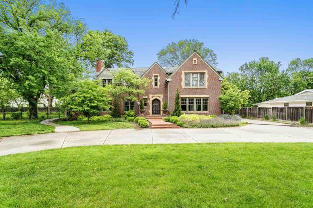 52 E Norfolk, Eastborough, KS 67206 (MLS #567102) :: Wichita Real Estate Connection