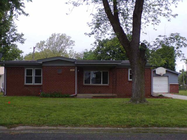 455 Hillcrest Ave, Haysville, KS 67060 (MLS #567104) :: On The Move