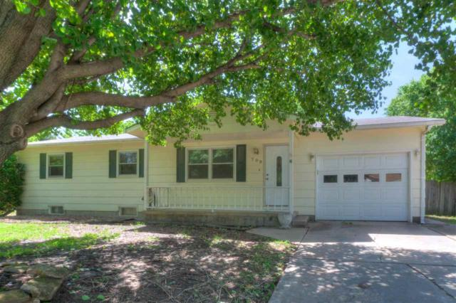 709 Westhaven Dr, Newton, KS 67114 (MLS #567111) :: On The Move
