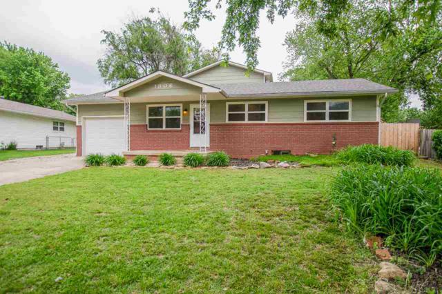 1306 N Anna St, Wichita, KS 67212 (MLS #567115) :: On The Move