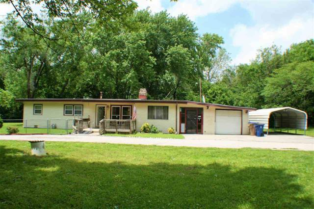 614 W Conyers Ave, Derby, KS 67037 (MLS #567170) :: On The Move