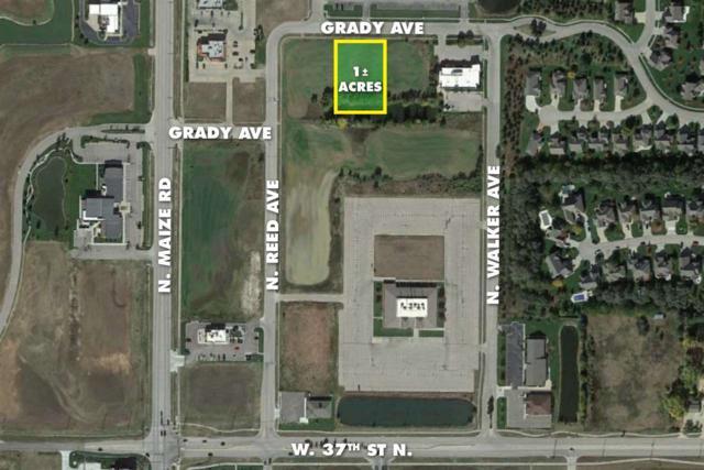 1 +/- Acres Grady Ave & Reed Ave, Maize, KS 67101 (MLS #567263) :: Graham Realtors