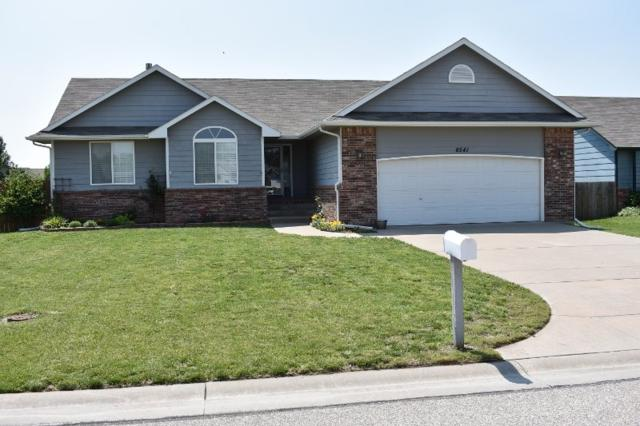 6541 N Upchurch, Park City, KS 67219 (MLS #567402) :: Graham Realtors