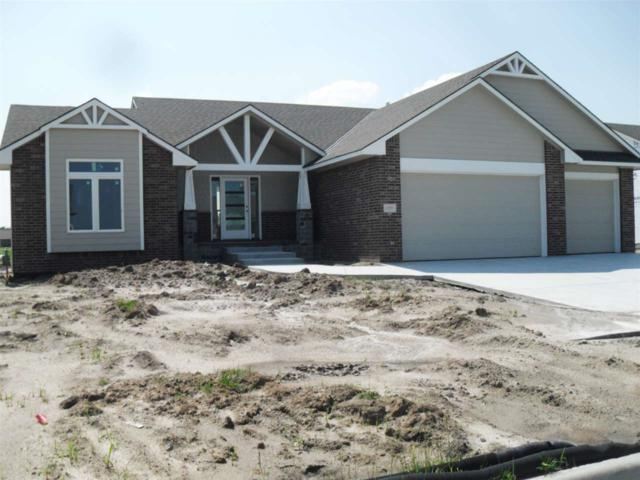 1509 N Blackstone, Wichita, KS 67235 (MLS #567422) :: On The Move