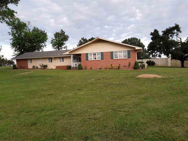 324 Berentz Drive, Eureka, KS 67045 (MLS #567482) :: Pinnacle Realty Group