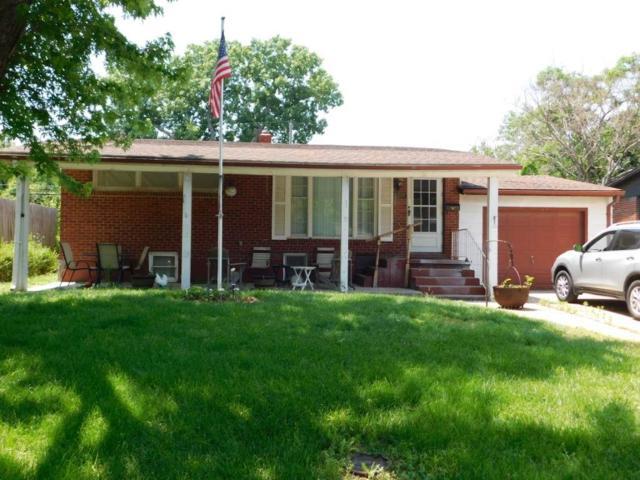 2307 S Euclid Ave, Wichita, KS 67213 (MLS #567493) :: On The Move