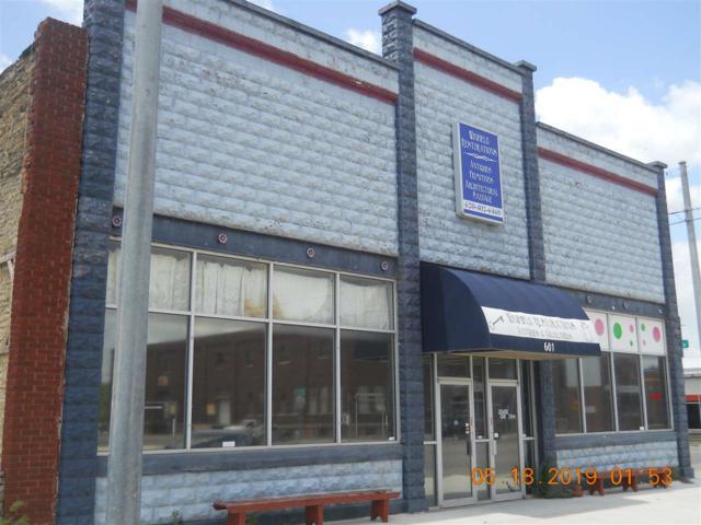 601 Main St, Winfield, KS 67156 (MLS #567519) :: On The Move