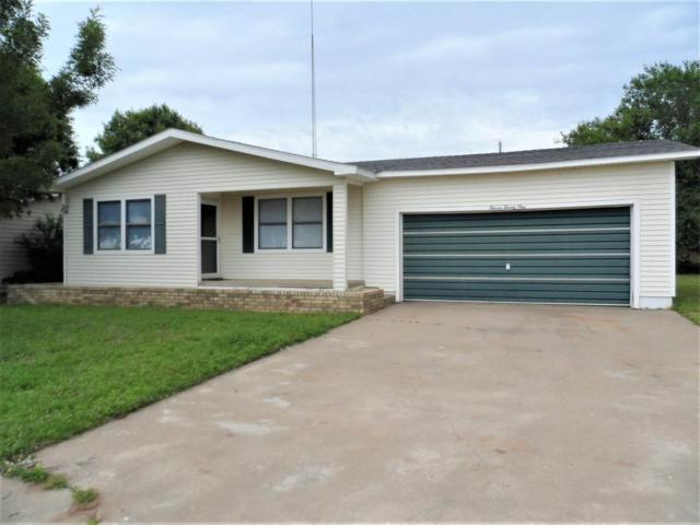 1121 N Jennings Ave, Anthony, KS 67003 (MLS #567572) :: On The Move