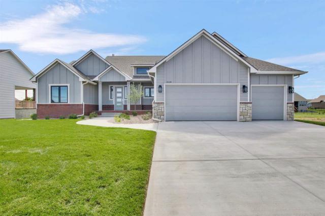 3118 N Chambers, Wichita, KS 67205 (MLS #567582) :: Pinnacle Realty Group