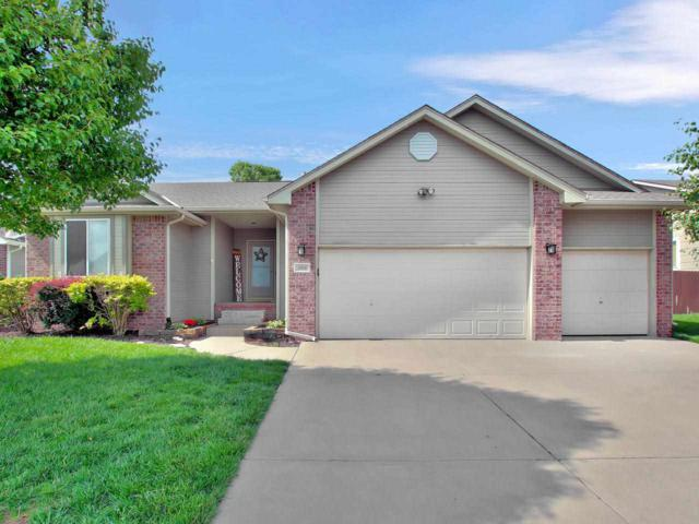 604 E Rolling View Dr, Park City, KS 67147 (MLS #567678) :: Graham Realtors