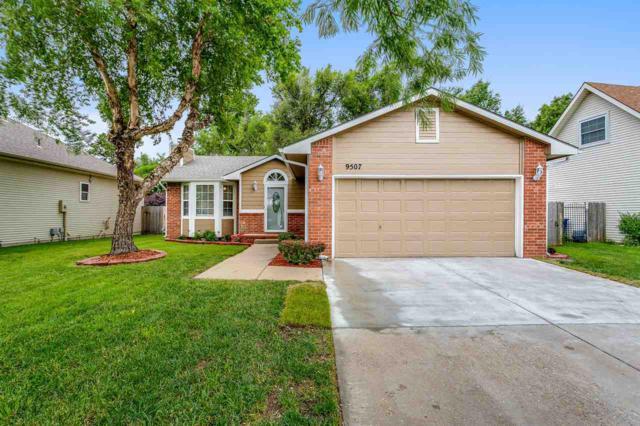 9507 E Carson St, Wichita, KS 67210 (MLS #567719) :: On The Move