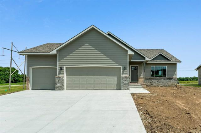 1720 E Highridge St, Park City, KS 67219 (MLS #567857) :: Graham Realtors