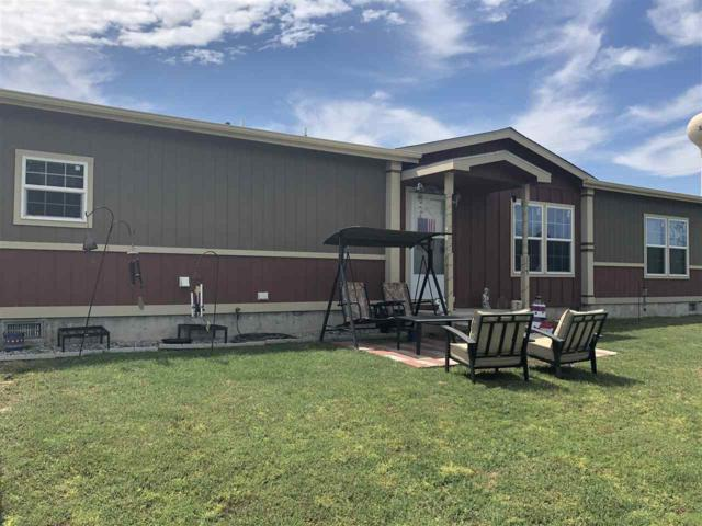 805 S 1st St, Geuda Springs, KS 67051 (MLS #567883) :: On The Move