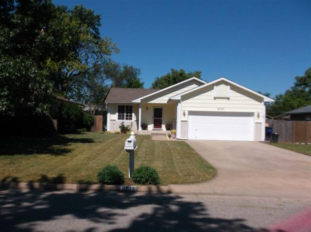 6737 N Kerman St., Park City, KS 67219 (MLS #567900) :: Graham Realtors