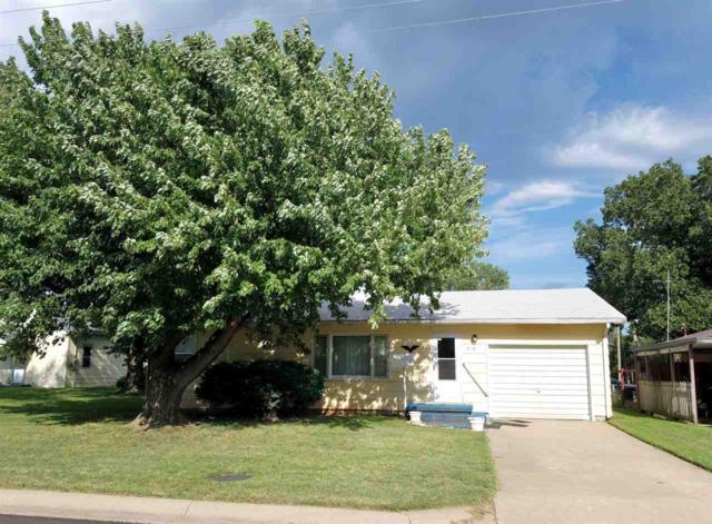 310 N Pine St, Argonia, KS 67004 (MLS #567922) :: On The Move