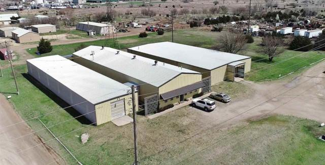 3910 W Central Ave., El Dorado, KS 67042 (MLS #567936) :: Kirk Short's Wichita Home Team