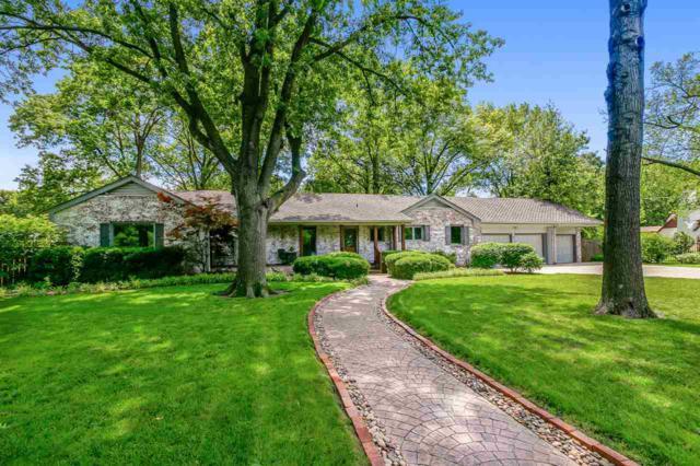 9 N High Dr, Eastborough, KS 67206 (MLS #567999) :: Wichita Real Estate Connection