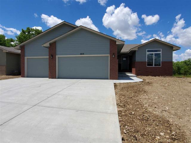 6819 N Wendell, Park City, KS 67219 (MLS #568010) :: Graham Realtors