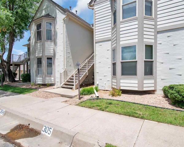 8018 E Woodspring Way #304, Wichita, KS 67226 (MLS #568013) :: Pinnacle Realty Group