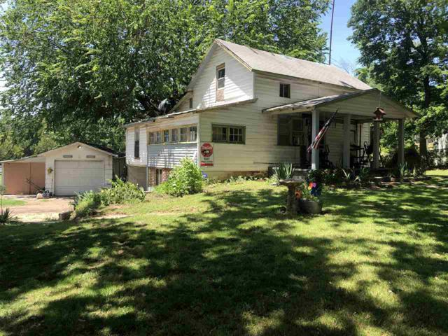301 N 7th St, Arkansas City, KS 67005 (MLS #568053) :: Lange Real Estate