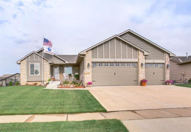 1005 N Oak Ridge Ave, Goddard, KS 67052 (MLS #568111) :: Graham Realtors