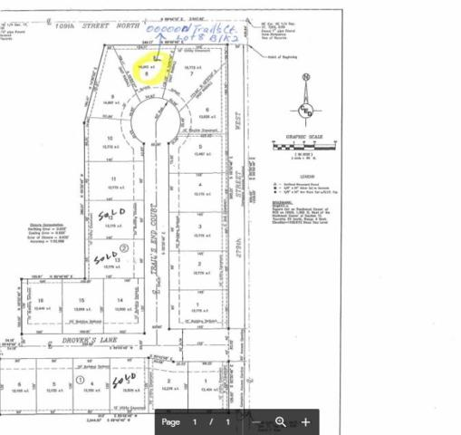 00000 N Trail's End Ct Lot 8 Blk 2 Dro, Mount Hope, KS 67108 (MLS #568137) :: On The Move