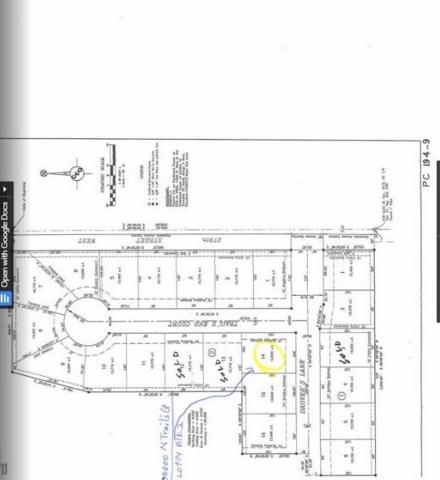 00000 N Trail's End Ct Lot 14 Blk 2 Dr, Mount Hope, KS 67108 (MLS #568141) :: On The Move