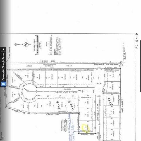 00000 W Drover's Lane Lot 16 Blk 2 Dr, Mount Hope, KS 67108 (MLS #568143) :: On The Move