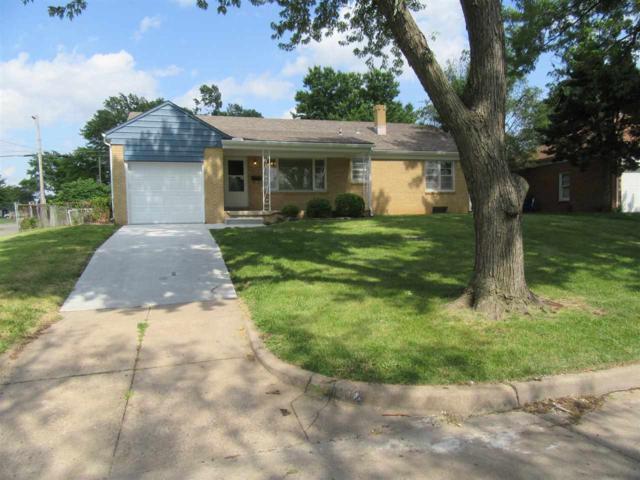 1102 S Inverness Dr, Wichita, KS 67218 (MLS #568167) :: On The Move