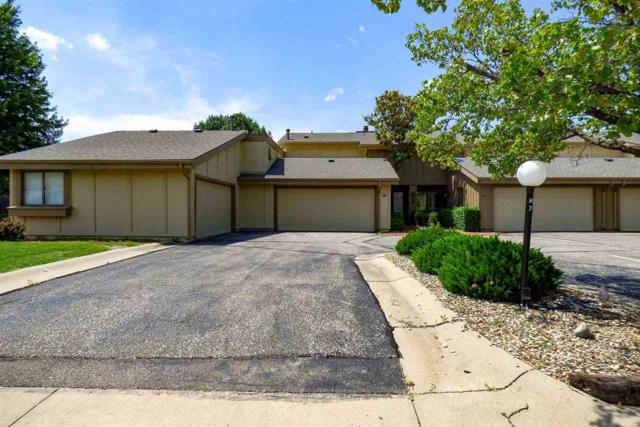 8325 E Harry St #505, Wichita, KS 67207 (MLS #568260) :: On The Move